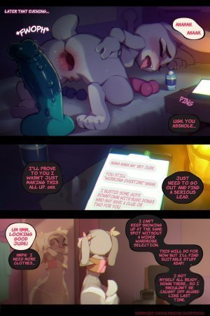 Sweet Sting 02 – Down The Rabbit Hole parody Zootopia [Doxy] - Page 7
