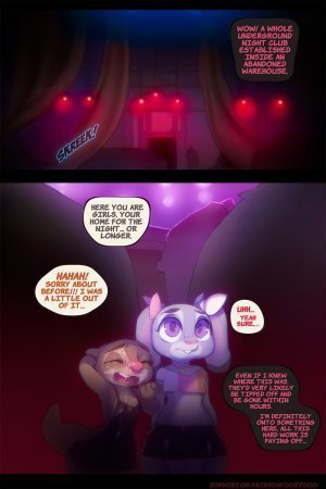 Sweet Sting 02 – Down The Rabbit Hole parody Zootopia [Doxy] - Page 20