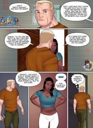 Erotic Tale Parallel 5- Claus (English) - Page 3