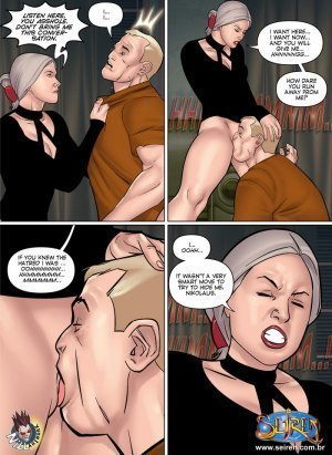 Erotic Tale Parallel 5- Claus (English) - Page 11
