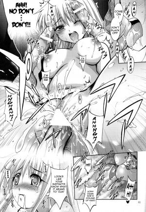 (SC39) [Studio BIG-X (Arino Hiroshi)] MOUSOU THEATER 22 (To-Love-Ru, VOCALOID2 Hatsune Miku) [English] [Doujin-Moe.us] - Page 41