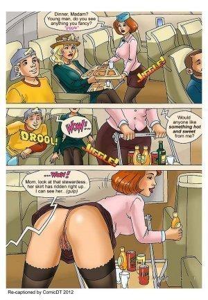 Familienincest-Porno-Comics
