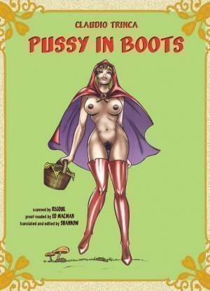 Pussy in Boots by Claudio Trinca