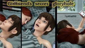 Girlfriend's Secret Gloryhole- Nonsane