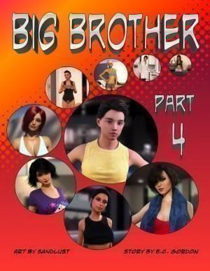 Big Brother 4- Sandlust