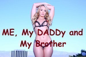Me, My dad and My Brother – Brazzers
