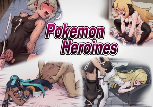 [Mack] Pokemon Heroines (Pokemon Sword and Shield) [English]
