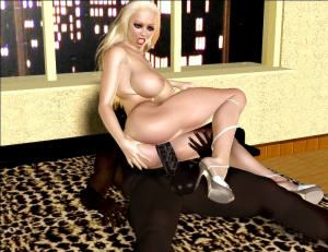 Jenna's Black Dick Riding- BNW 3D - Page 26