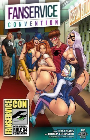 Fan-Service Convention