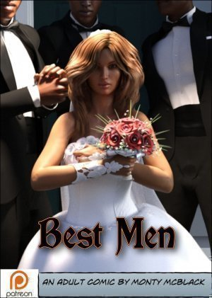 Best Men- Monty Mcblack