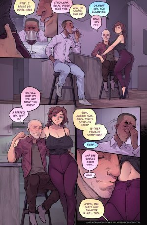The Naughty In-Law – Sweet Tooth by Melkor Mancin - Page 11