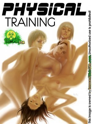 The Physical Training- Innocent Dickgirls