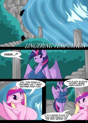 pony porno komiks