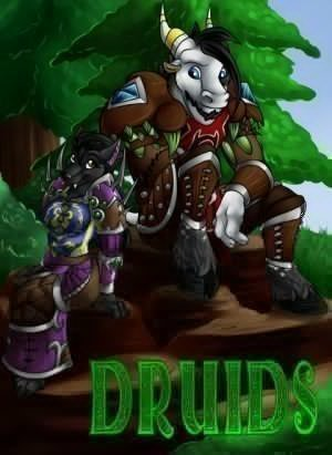 Druids (World of Warcraft)