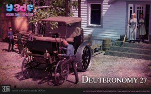 Deuteronomy 03 Incest family by Y3DF
