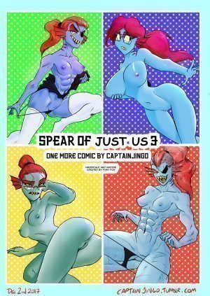 Spear of Just Us 3