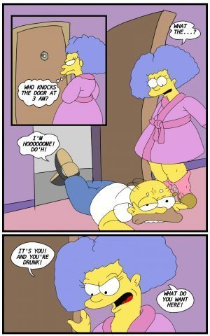 Selma's Struggle- The Simpsons - Page 2