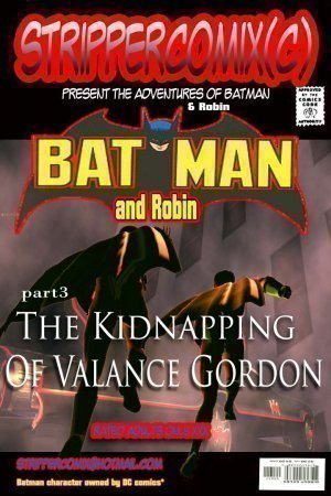 Batman and Robin Part-3 Kid Kidnapping Valence Gordon