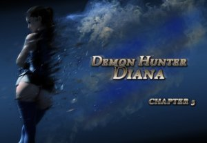 Demon Hunter Diana 3