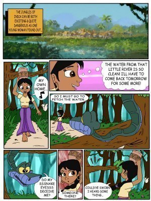 Shanti's Trust – The Jungle Book - Page 2