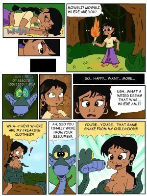 Shanti's Trust – The Jungle Book - Page 4