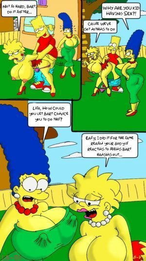 The Simpsons -Sin Escape - Page 2