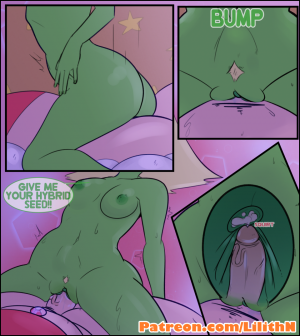 Steven Universe - sleeping porn comics | Egg Comics