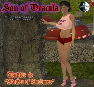 Son of Dracula 4 – Mother of darkness