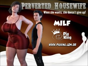 Pigking – Perverted Housewife - Page 1
