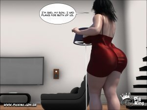 Pigking – Perverted Housewife - Page 18