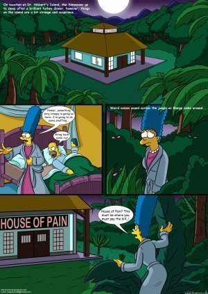 The Simpsons – Treehouse of Horror 1 [Kogeikun] - Page 3