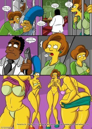 The Simpsons – Treehouse of Horror 1 [Kogeikun] - Page 6