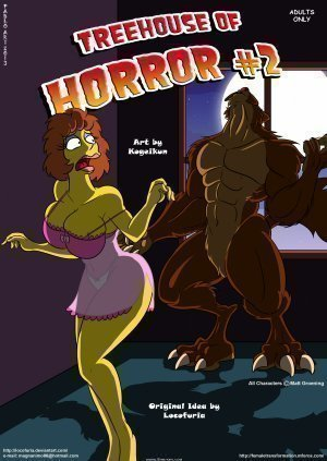 The Simpsons – Treehouse of Horror 2 [Kogeikun]