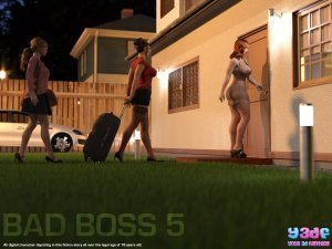 Y3DF – Bad Boss 05