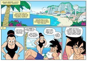 Summer Paradise Part 2 – Dragon Ball Z [FunsexyDB] - Page 2