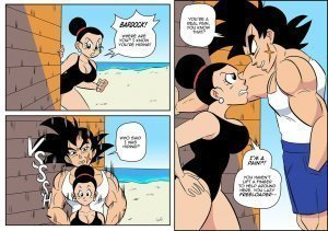 Summer Paradise Part 2 – Dragon Ball Z [FunsexyDB] - Page 4