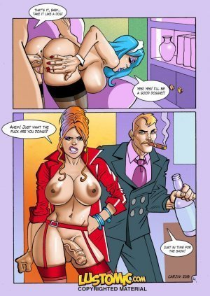 Lustomic – Horny Maid - Page 4