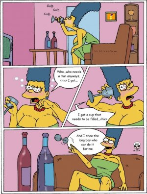The Simpsons – Exploited