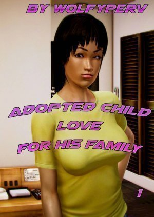 Adopted child's love for his family
