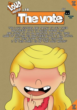 The Vote – The Loud House [Myster Box]