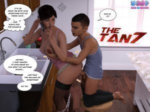 The Tan 7 – Incest family – Y3DF  - Page 2