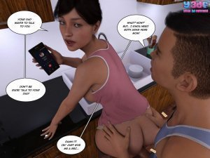 The Tan 7 – Incest family – Y3DF  - Page 4