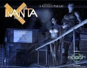 The Nanta Project 2 – A Restless Pursuit
